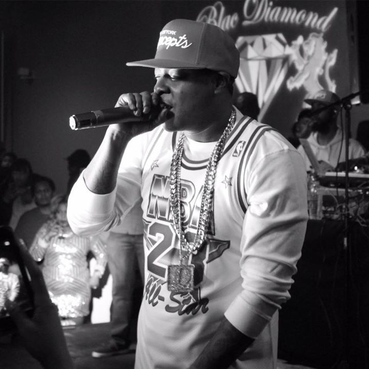 Jadakiss @ THE COOP - Columbia, SC