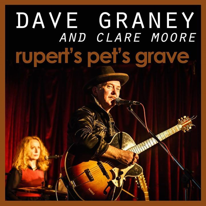 Dave Graney Tour Dates