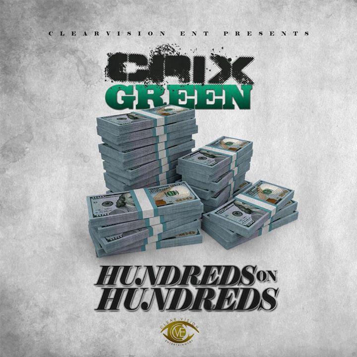 Crix Green Tour Dates