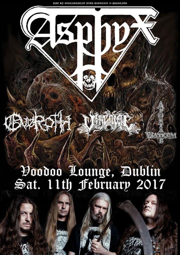 Overoth @ Voodoo Lounge - Dublin, Ireland