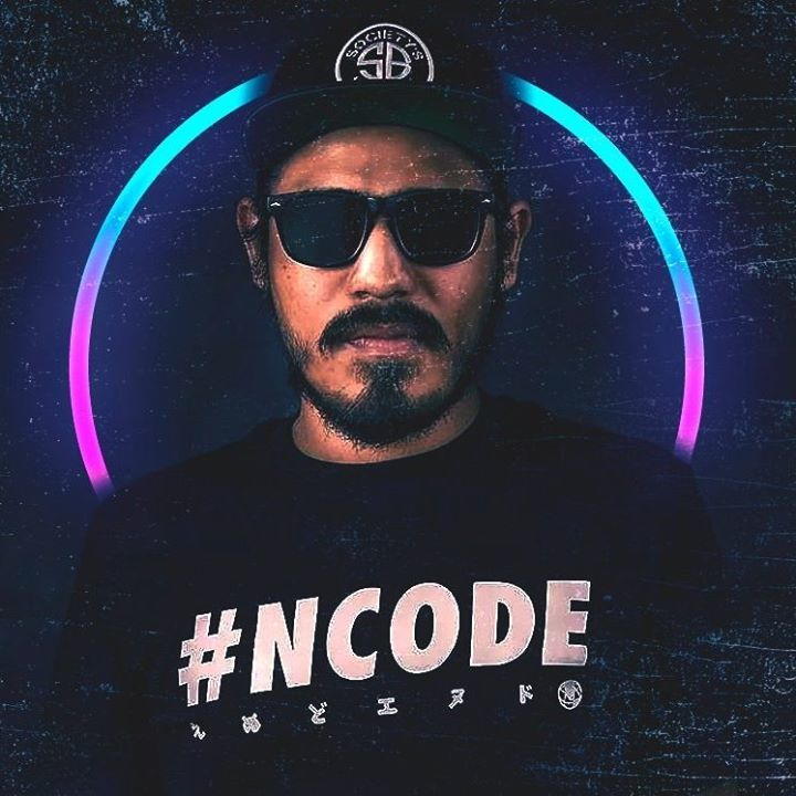 Dj NCode Tour Dates