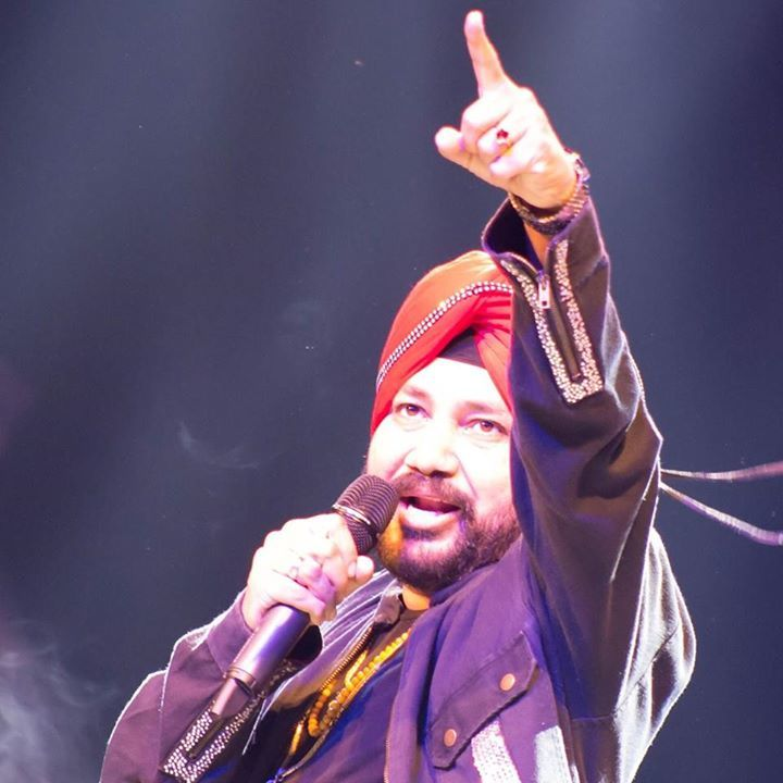 Daler Mehndi Tour Dates
