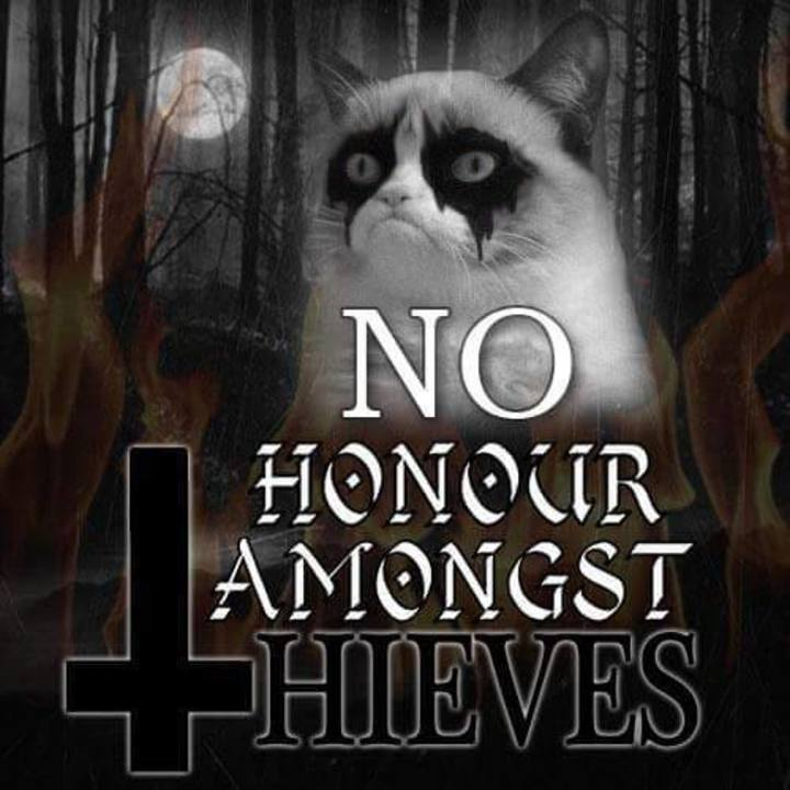 No Honour Amongst Thieves Tour Dates
