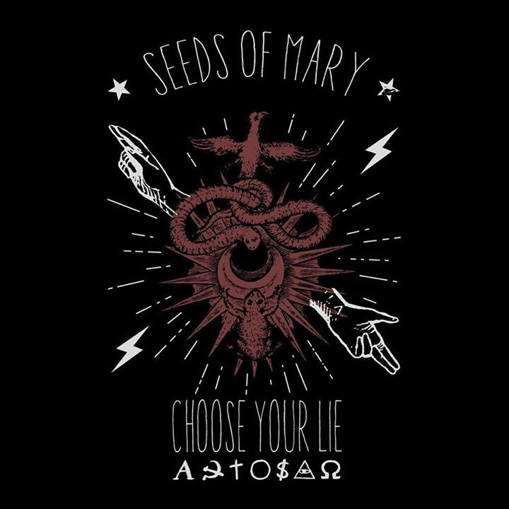 Seeds Of Mary Tour Dates