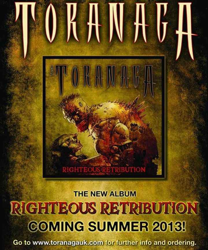Toranaga Tour Dates