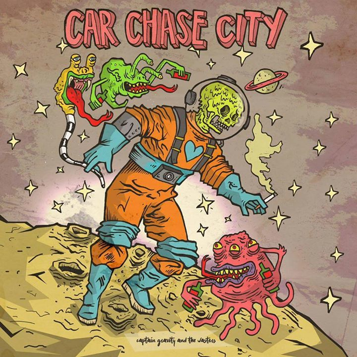 Car Chase City Tour Dates
