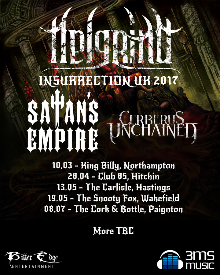 Helgrind @ The King Billy - Northampton, United Kingdom