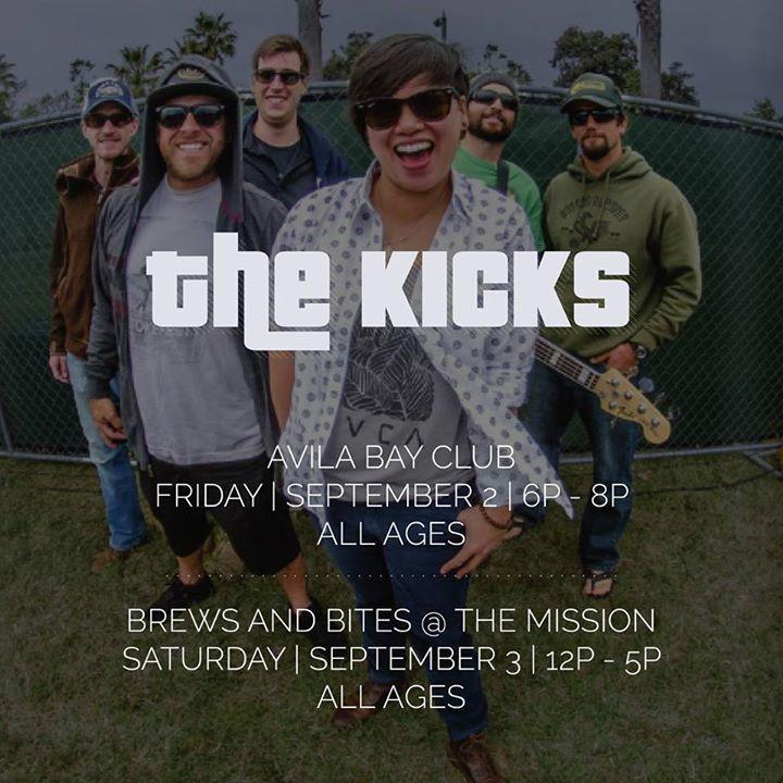 The Kicks (SLO) Tour Dates