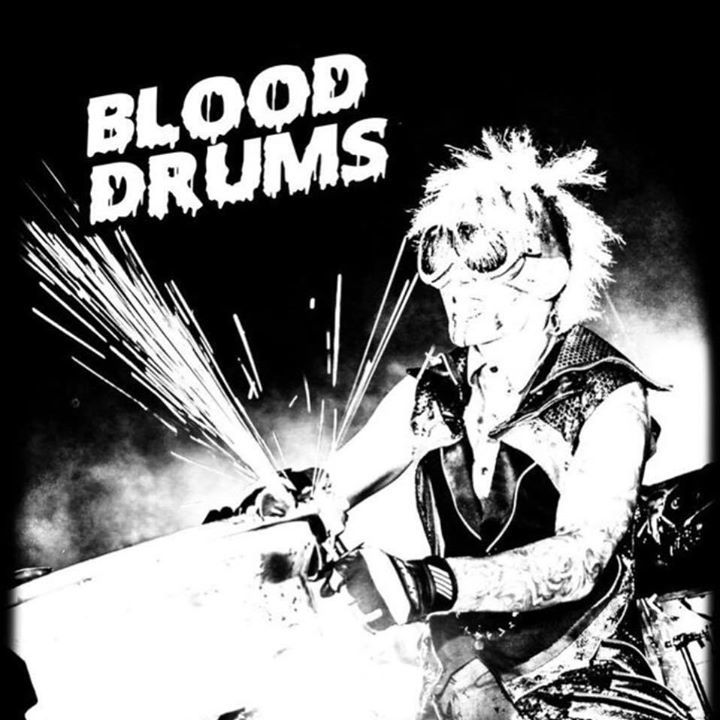 Street Drum Corps' BLOOD DRUMS at Great America Tour Dates