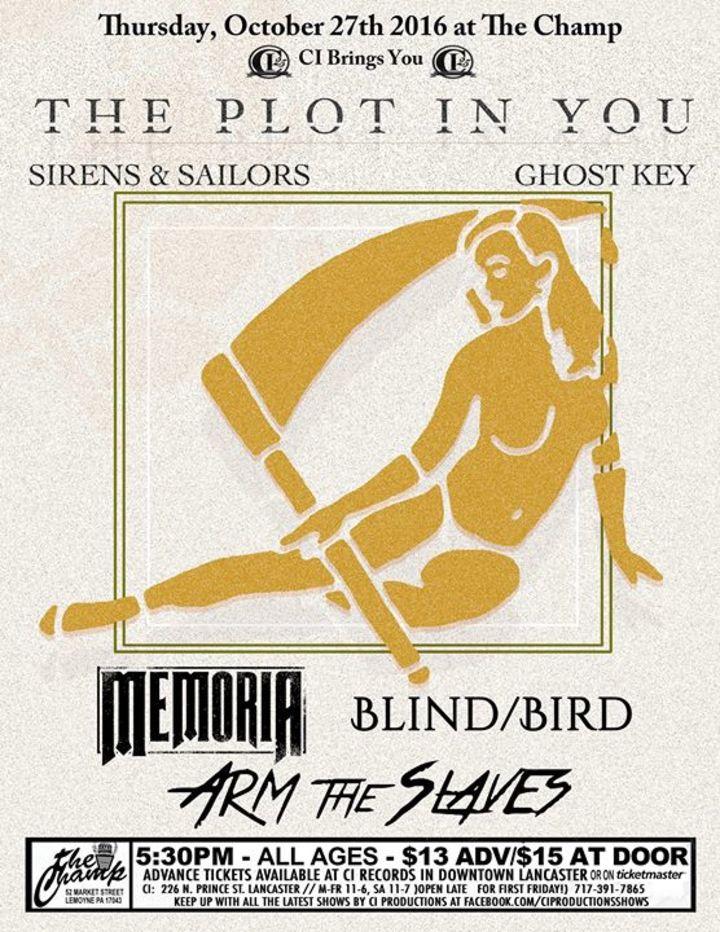Arm the Slaves Tour Dates