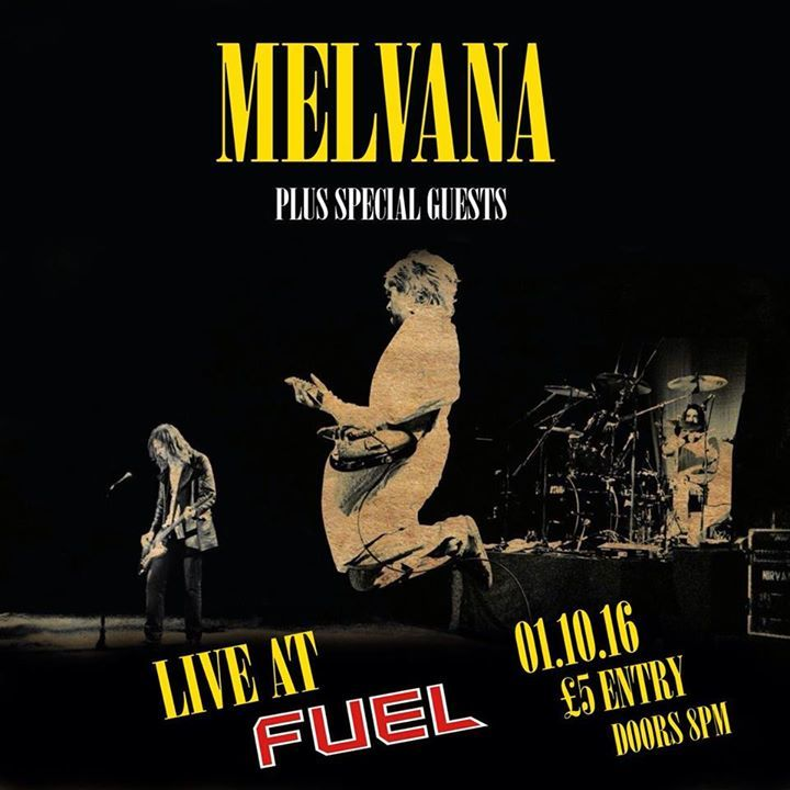 Melvana Tour Dates