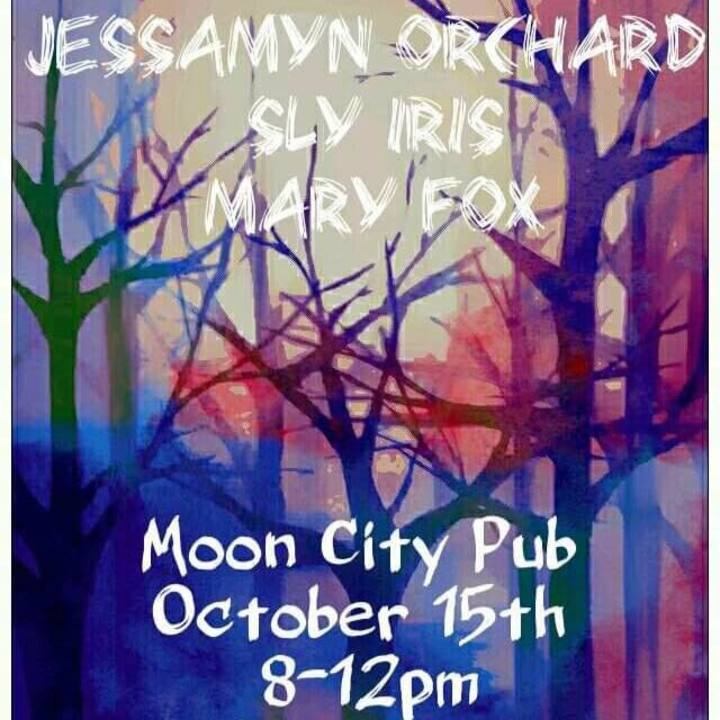 Jessamyn Orchard Tour Dates