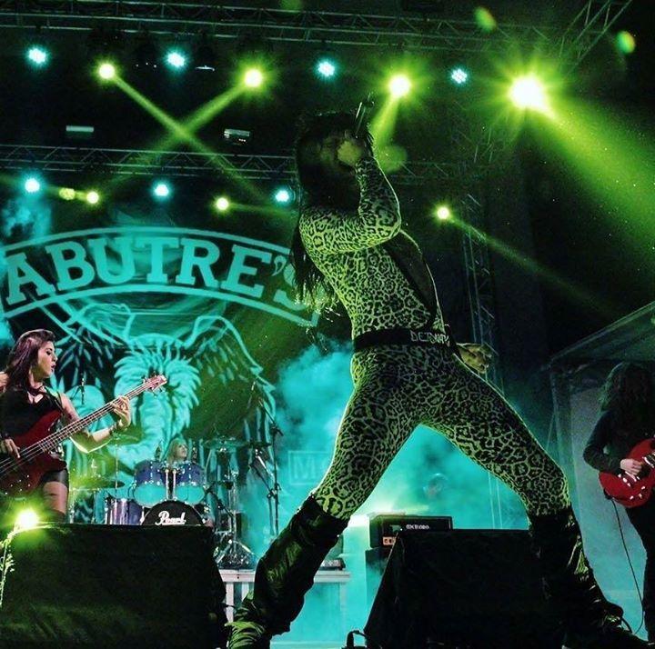 Detonator e As Musas do Metal Tour Dates