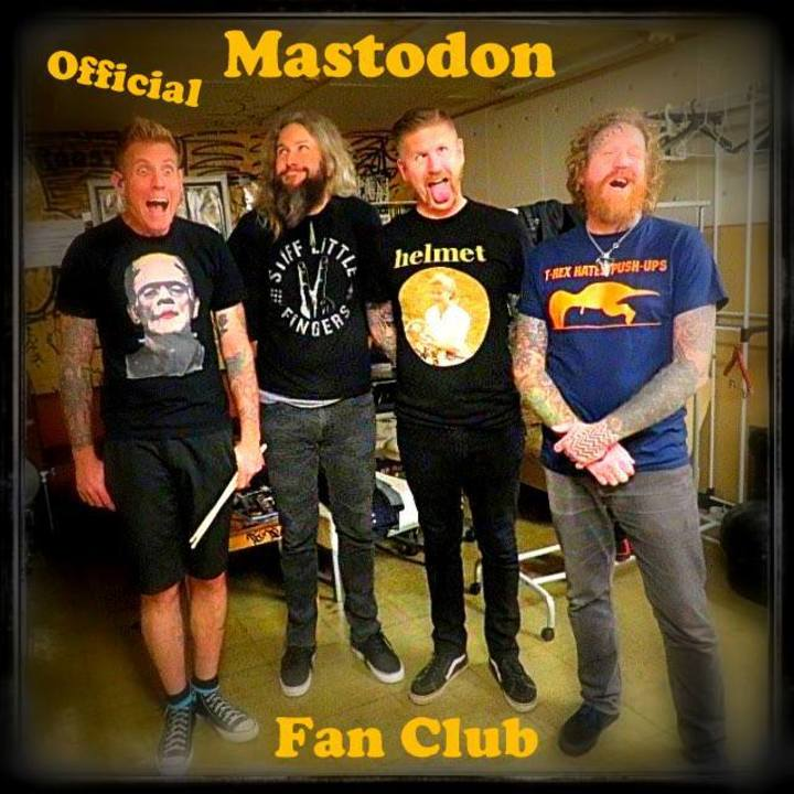Mastodon - Italia Tour Dates