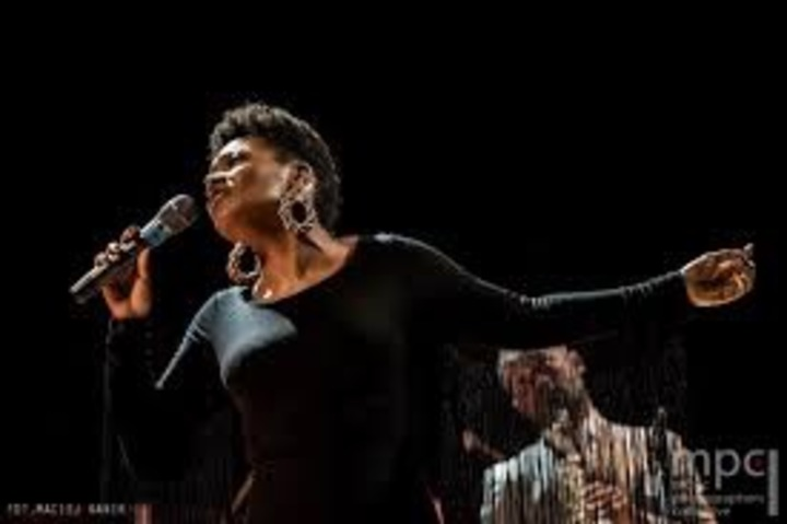 China Moses @ Philharmonie de Paris - The Movie Music of Spike Lee and Terence Blanchard - Paris, France
