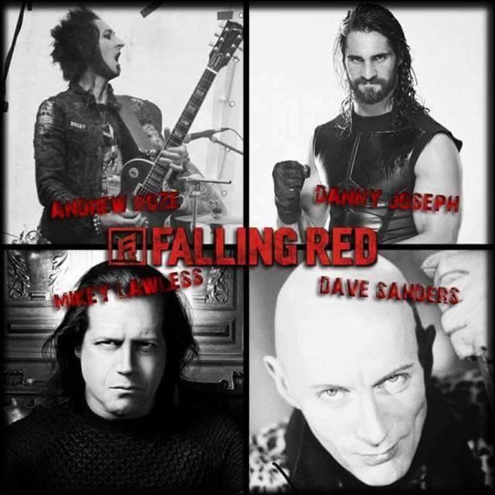 FALLING RED Tour Dates