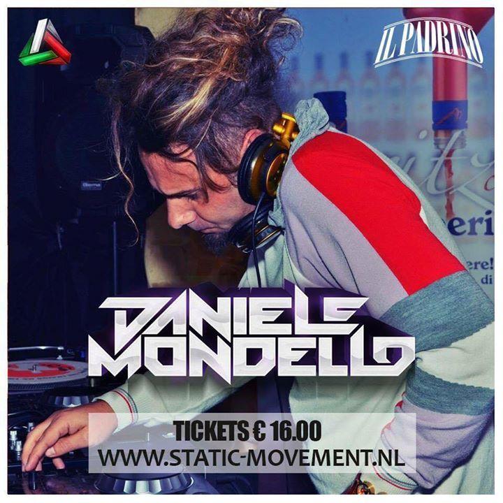 Daniele Mondello Tour Dates