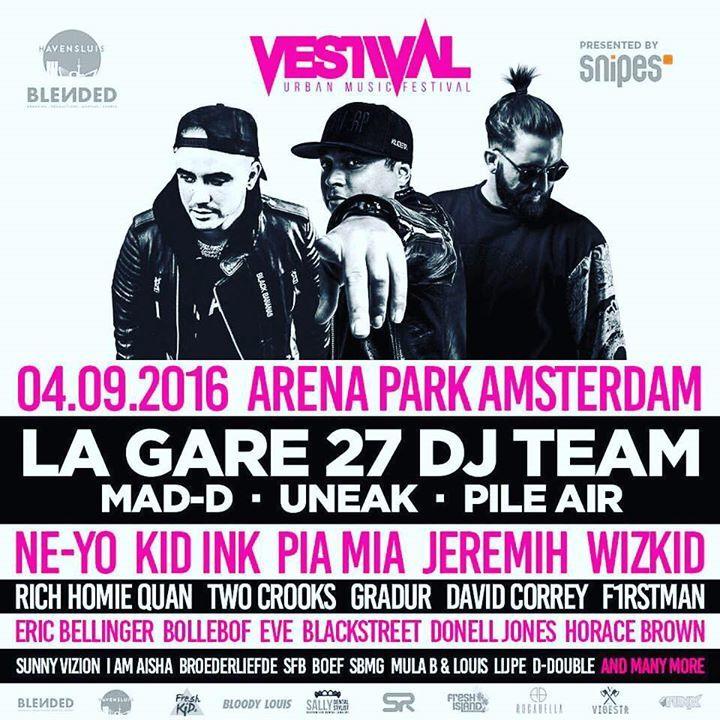 DJ Uneak Tour Dates