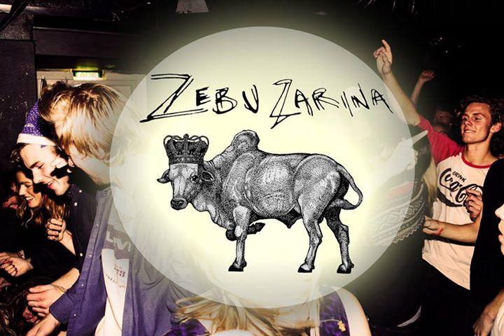 Zebu Zarina Tour Dates