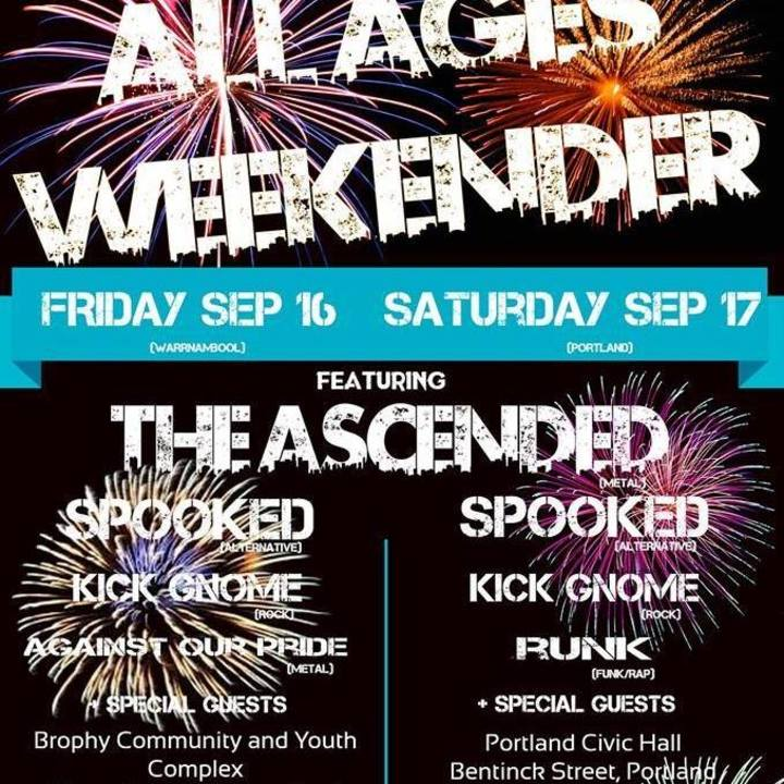 The Ascended Tour Dates