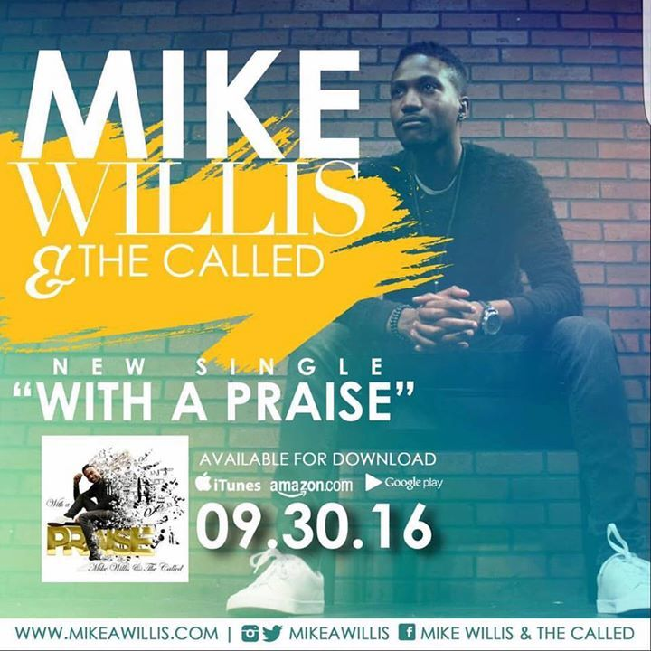Mike Willis and The Called Tour Dates