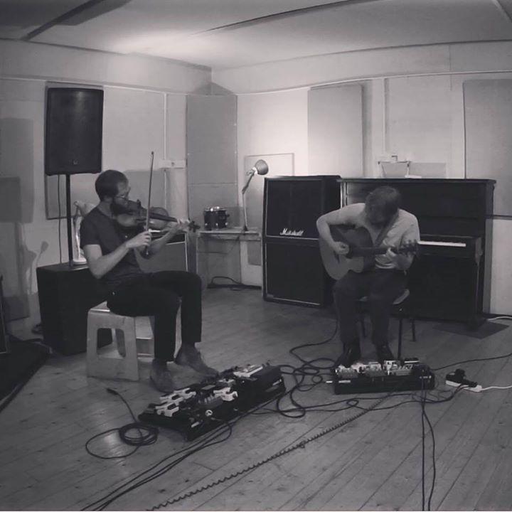 Fabian Holland & Henry Webster @ Oliver's Jazz Bar - London, United Kingdom