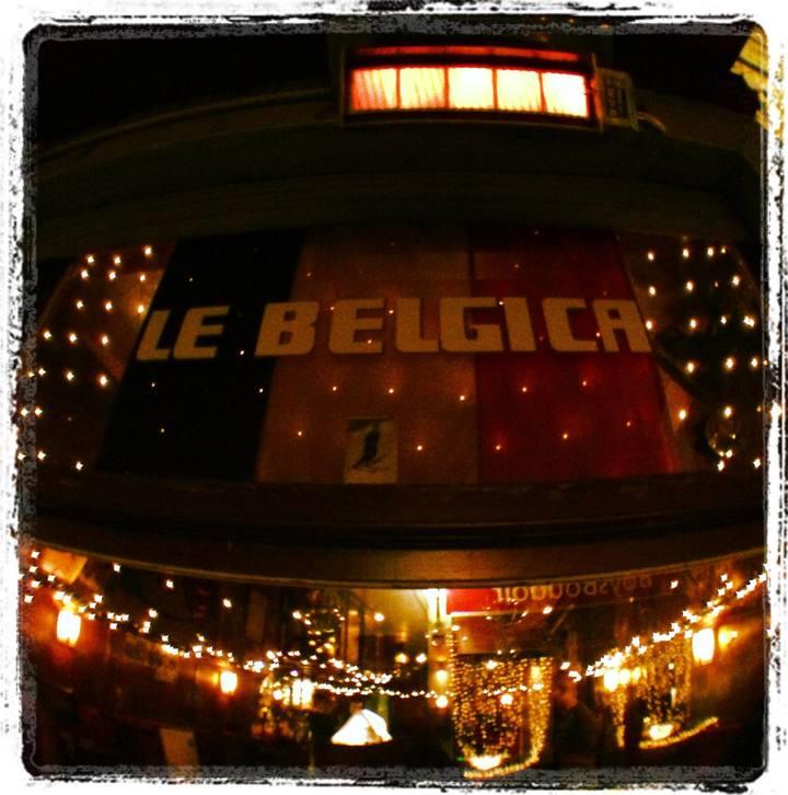 D'ALESSANDRO @ Le Belgica - Brussels, Belgium