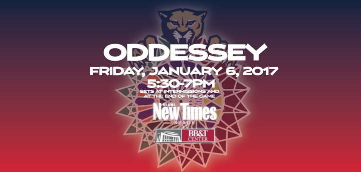 Oddessey @ BB&T Center - Sunrise, FL