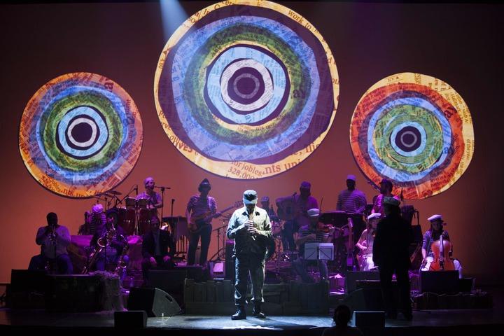 Orchestra di Piazza Vittorio @ Teatro Bellini - Naples Na, Italy