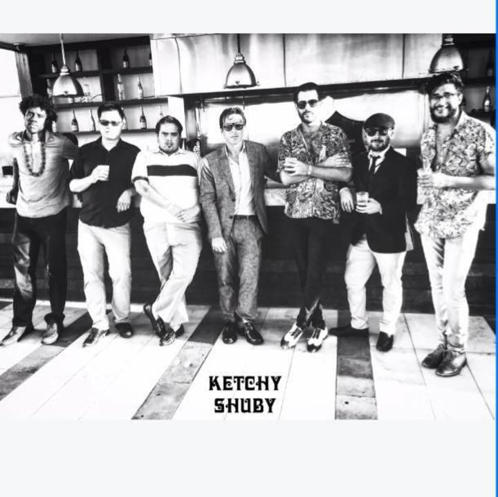 Ketchy Shuby @ Buskerfest - Miami, FL