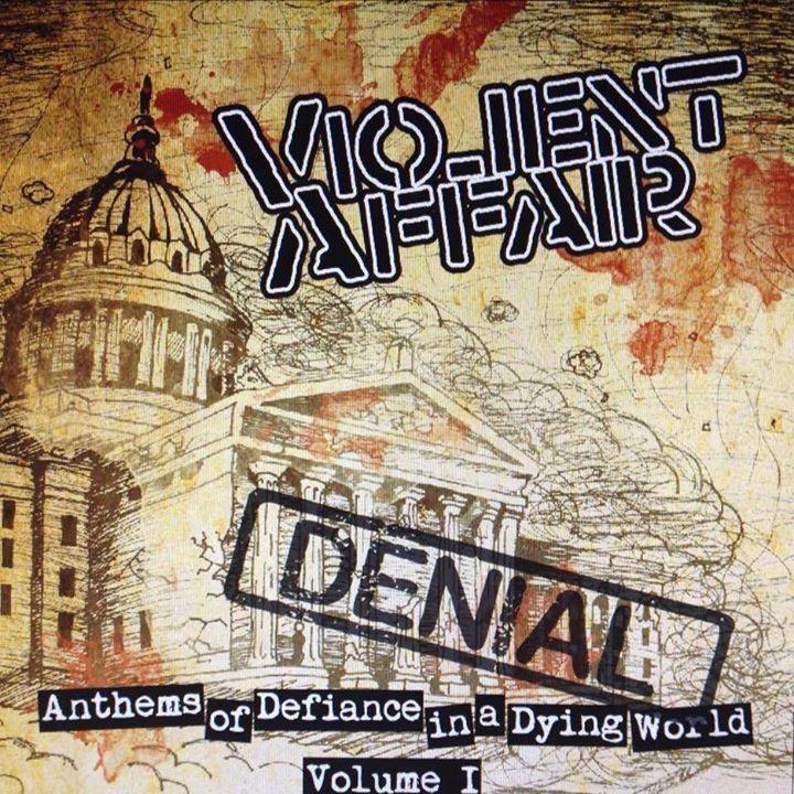 Violent Affair Tour Dates