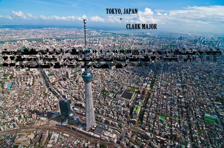Clark Major @ Avenue - Tokyo, Japan