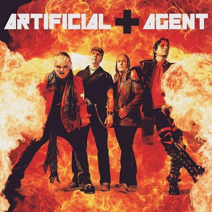 Artificial Agent Tour Dates