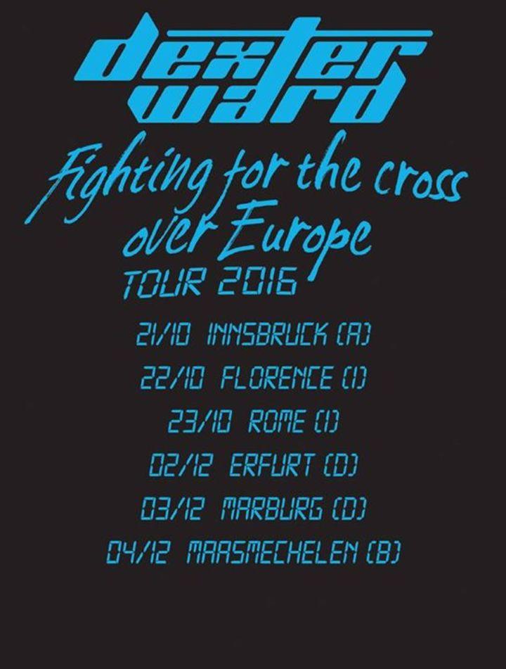 Dexter Ward Tour Dates