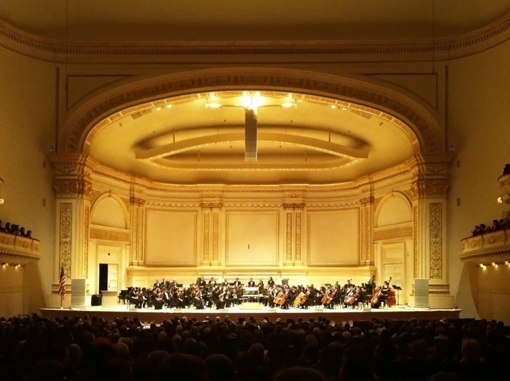 NYC Horn @ Carnegie Hall - New York, NY