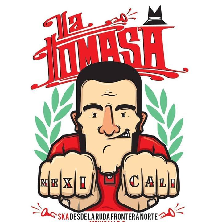 LA TOMASA SKA BAND! Tour Dates