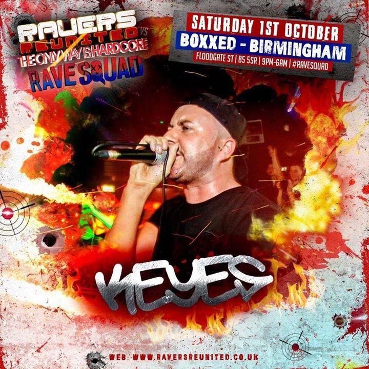 MC Keyes Tour Dates
