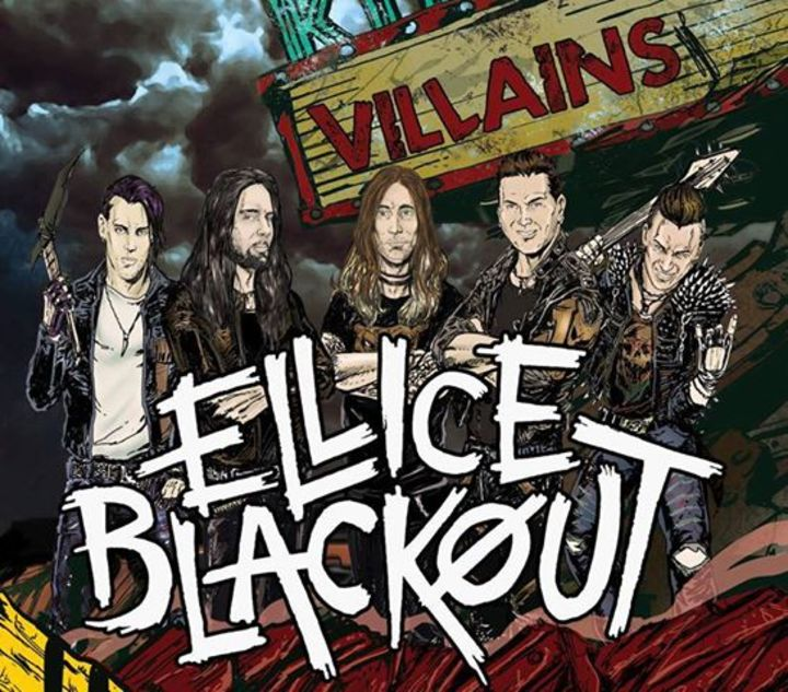 Ellice Blackout Tour Dates