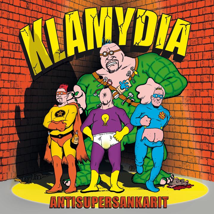 Klamydia Tour Dates