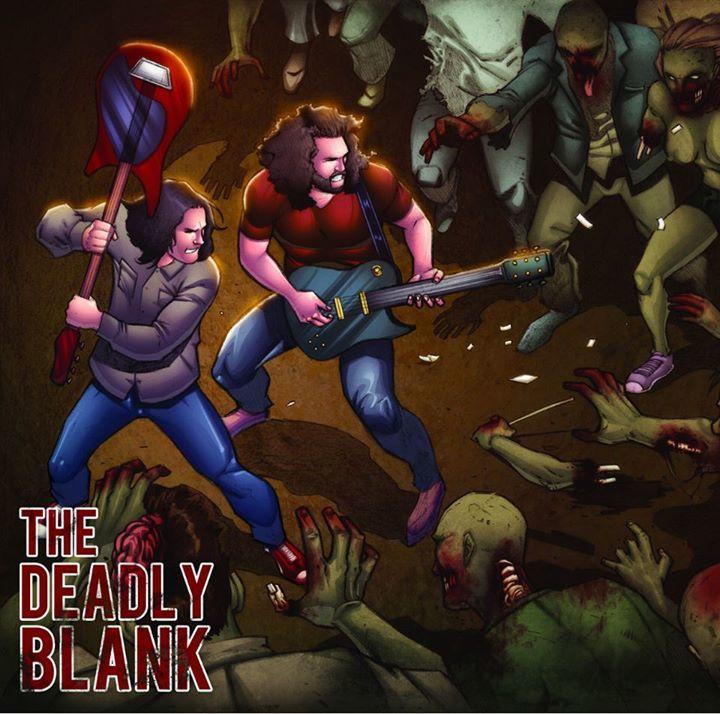 The Deadly Blank @ Kreepy Tiki Bar & Lounge - Fort Lauderdale, FL