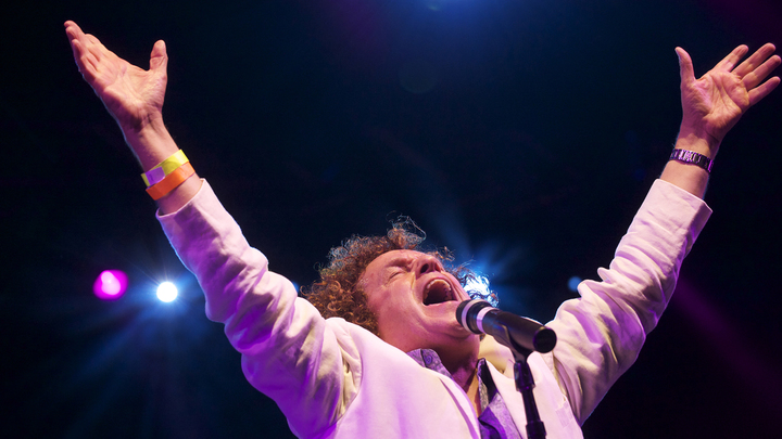 Leo Sayer @ NEX - Newcastle West, Australia