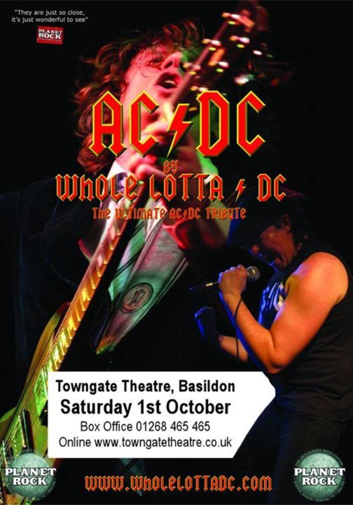 Whole Lotta DC Tour Dates