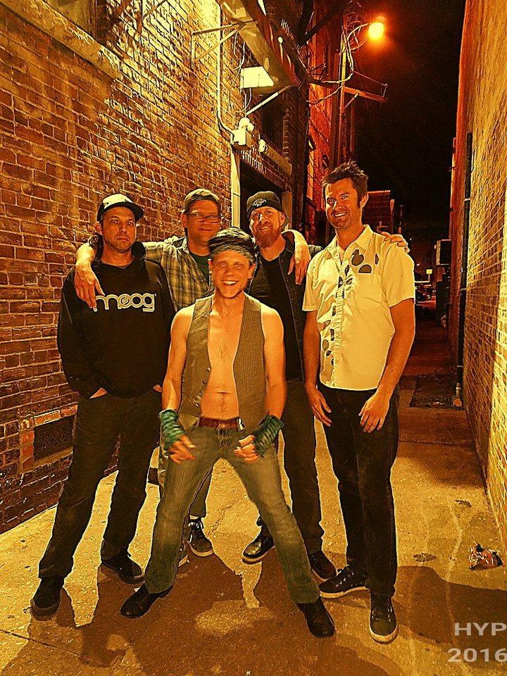 electric soul pandemic @ Pompeii Lounge - Staunton, VA