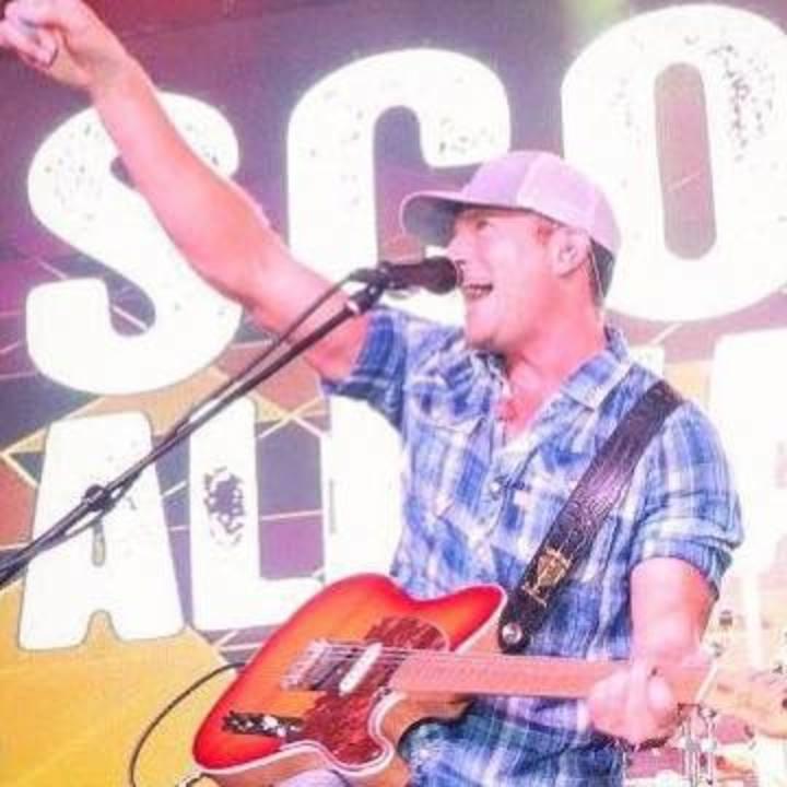Scotty Alexander @ Gary Leffew's Legendary Buck'n Ball - Las Vegas, NV