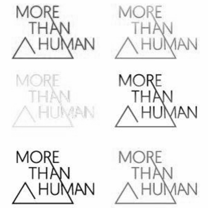 More than Human Tour Dates