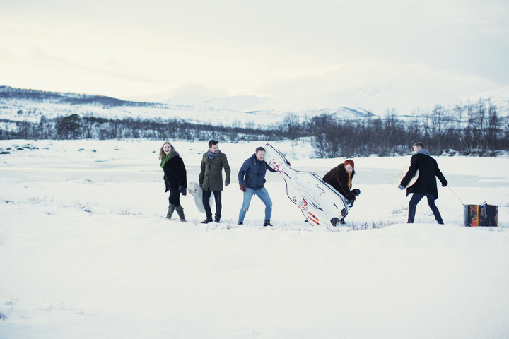 Hekla Stålstrenga @ Operahuset Nordfjordeid - Nordfjordeid, Norway