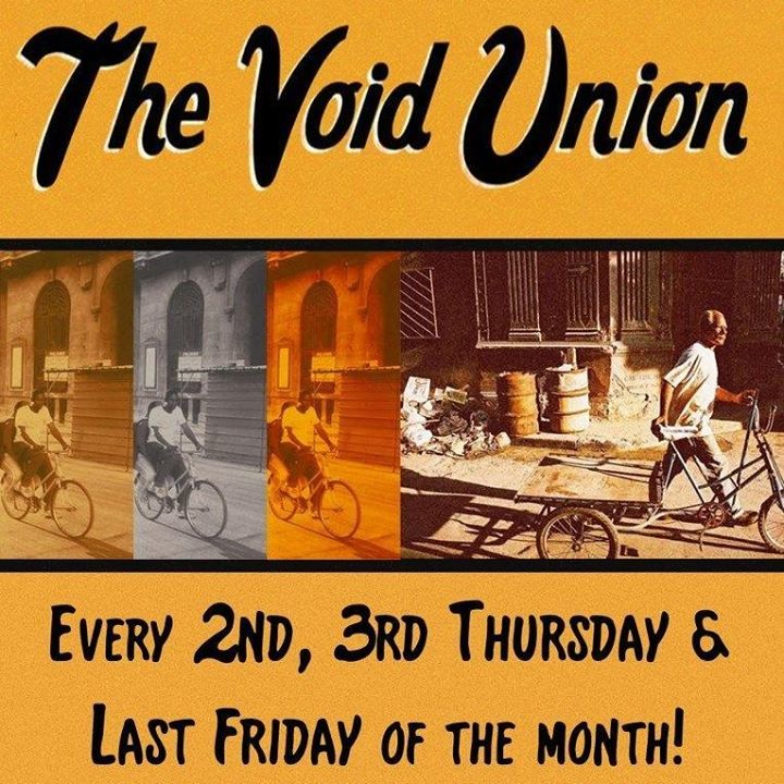 the Void Union Tour Dates