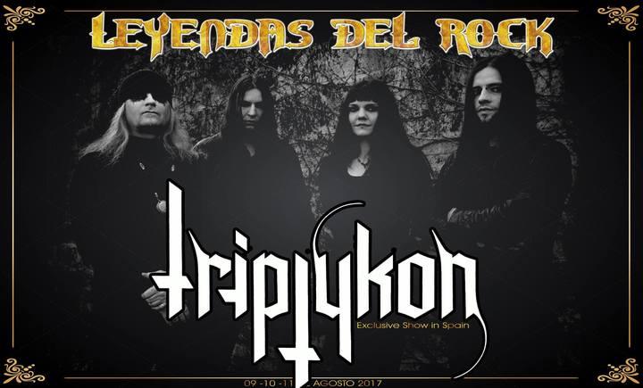 Triptykon (Official) @ Municipal Sports Villena - Villena, Spain