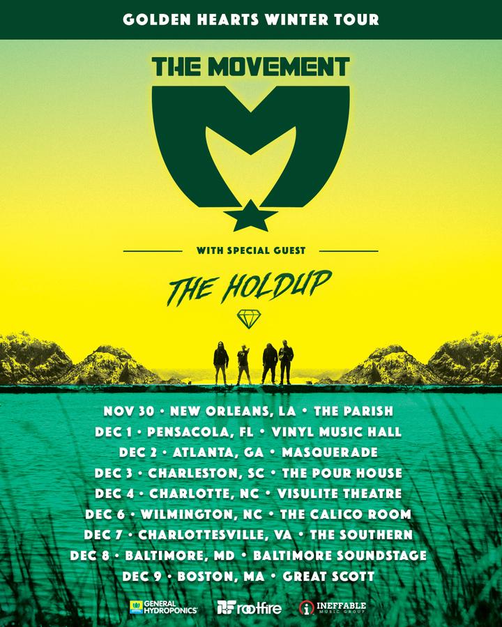 The Movement @ The Masquerade - Atlanta, GA