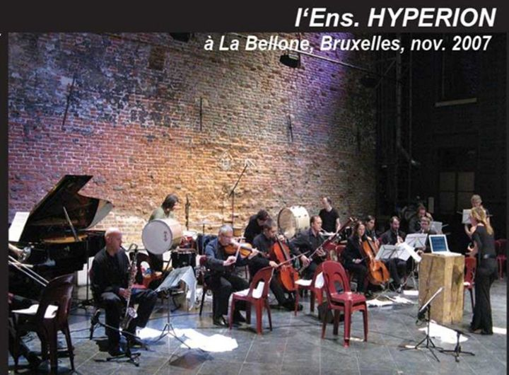 Ensemble Hyperion Tour Dates